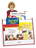 Rainbow Accents 3502JCWW112 Big Book Pick-A-Book Stand, Navy