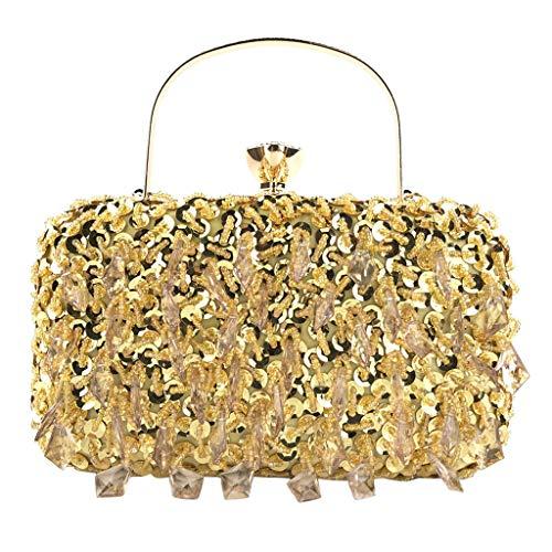 Nuova Amuster Da Moda Versatile Gold Donna Borsa nrIqfr