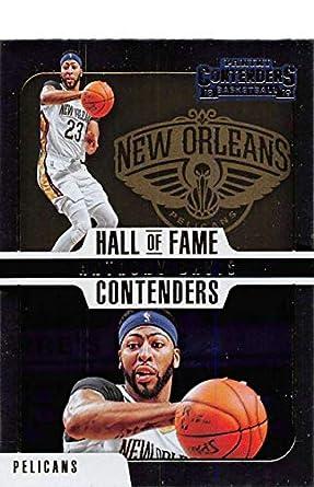 Amazon Com 2018 19 Panini Contenders Hall Of Fame