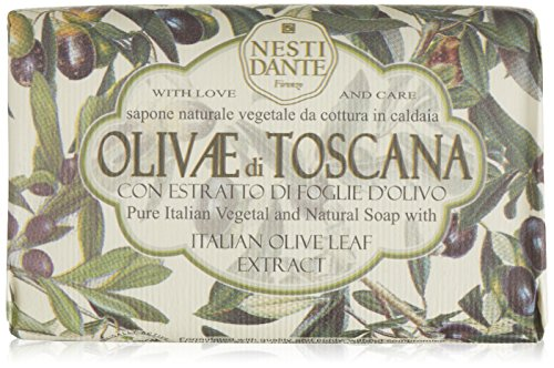Nesti Dante Natural Soap With Italian Olive Leaf Extract - Olivae Di Toscana 150g/3.5oz