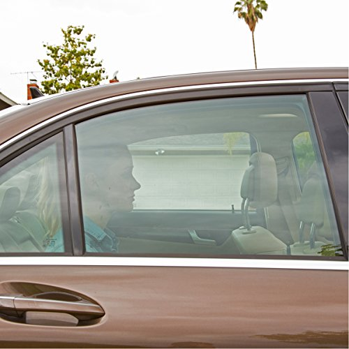 Amazon.com: ShadeSox Universal Fit Car Side Window Baby Sun Shade ...