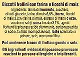 Pavesi Gocciole Chocolate 17.5 oz (500g) From Italy