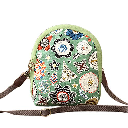 Embroidered Sachet Hanging Long Rope Embroidery Bag DIY Gift Bag Style -