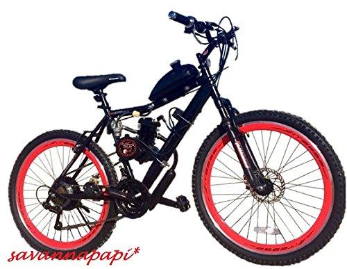 gas bike - 9