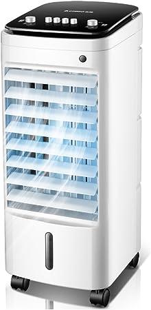 Ventiladores Duo Unidad de Aire Acondicionado portátil Air Cooler ...