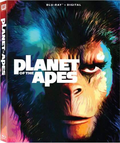 Blu-ray : Planet of the Apes (Anniversary Edition, Widescreen, Dolby, Digital Theater System, )
