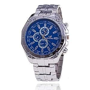 Orlando Marca cuarzo relojes hombres relojes de lujo de relojes de oro de negocios hombres reloj