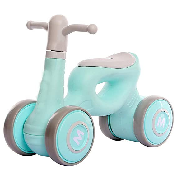 Mai Dou Baby Balance Bike | Niños Walker | Baby Four Wheeler | 6 ...