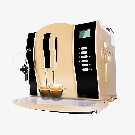 Jsmhh Comercial Máquina de café - Italia Completamente automática ...