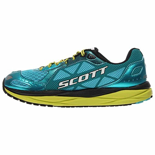 Blue Scott Shoes Road Trainer Womens yellow 4 Uk Af Running Xrw1XF