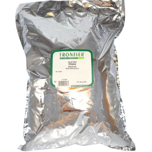 Frontier Natural Products BG13149 Frontier Chives, Dehydrated - 1x1LB