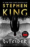 Book cover from The Outsider: A Novel by Stephen King