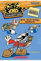 Codename: Kids Next Door 2x4 Technology Handbook Paperback