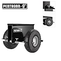 Pentagon Tools 83-DT5648 Panel Pusher Dolly | Plywood-Doors-Drywall