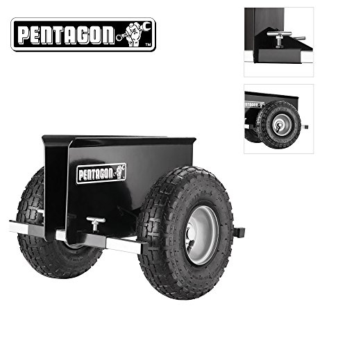 (Pentagon Tools 83-DT5648 Panel Pusher Dolly | Plywood-Doors-Drywall)