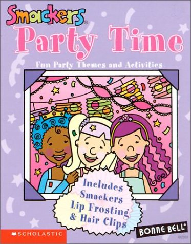 Smackers: Party Time (Bonne Bell)