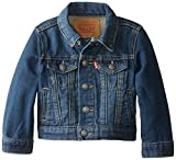 Levi's Baby Boys' Knit Trucker Jacket,Waverly, 18 Months