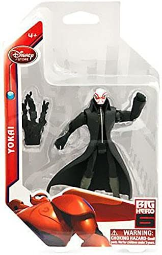 Amazon Com Bandai Disney Big Hero 6 Exclusive Action Figure Yokai Toys Games