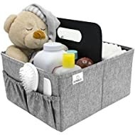 Sorbus Baby Diaper Caddy Organizer | Nursery Storage...