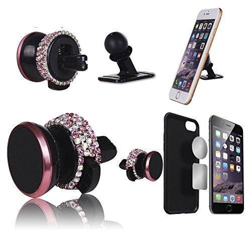 car accessories interior pink - 8