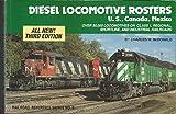 Diesel Locomotive Rosters, Third Edition: U.S., Canada, Mexico