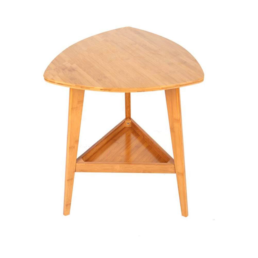 AA ソファ側、いくつかの小さなコーヒーテーブル北欧の竹固体の小さなサイドテーブルのベッドサイドテーブル ホーム B07HF7DSFH