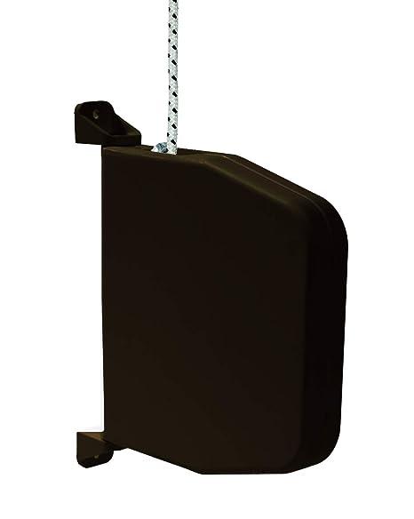 bekannte Marke Release-Info zu echt kaufen !! NEU!! Selve Mini-Schnurwickler Aufputz schwenkbar mit 5m Schnur 4,5mm  Stärke, kostenfreier Versand (inkl. Rolladenschnur, braun)