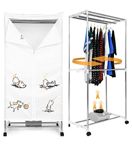 Electric Dryer Rack, Portable Laundry Drying Clothing Pro 1