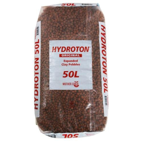 Mother Earth® Hydroton® - Original Hydroton Original 50 Liter (33/Plt) by Mother Earth Products