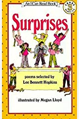 Surprises: 38 Poems about Almost Everything! (I Can Read Level 3) Paperback
