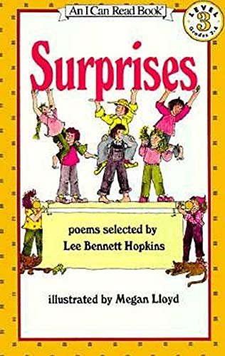 Surprises: 38 Poems about Almost Everything! (I Can Read Level 3)