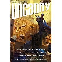 Uncanny Magazine Issue 7: November/December 2015