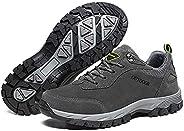 PLAYH Tênis esportivo masculino e feminino para caminhada, à prova d'água, botas de caminhada e caminhada