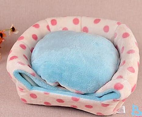 icase4u® bonita sofá plegable practica camita casa cama para animal pequeño mascotas perrito y gatito