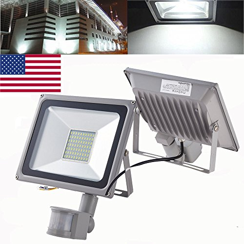 20W Led Pir Security Light in US - 5