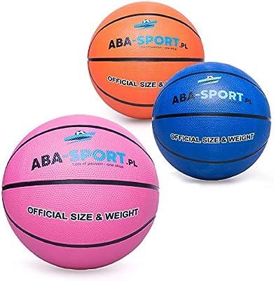 Pelota de baloncesto para jugar en el exterior, tamaño universal 5 ...