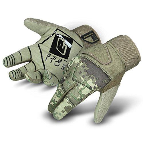 (Planet Eclipse Gen 4 Full Finger Paintball Gloves (HDE, S))