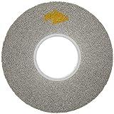 Light Deburring Non Woven convolute Wheel Silicon Carbide LD 12X1X5 7S FINE,1 Pack