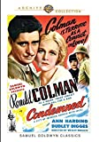 DVD : Condemned (1929)