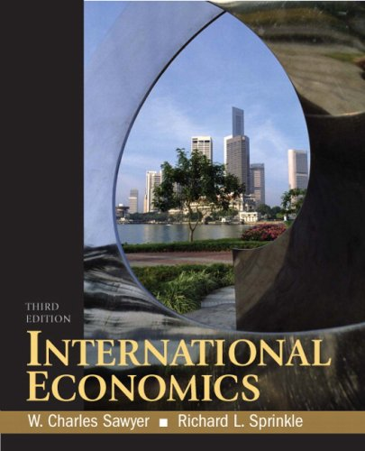 Pdf Download Full International Economics 3rd Edition Pdf All Ebook Audiobook By W Charles Sawyer Hsoaerpjaieu657483