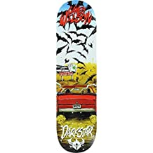 Darkstar Skateboards Cameo Wilson Loathing Skateboard Deck - 8 x 31.6 by Darkstar