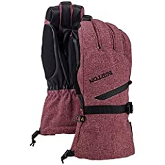 The life of a glove is not easy. More than any other part of your riding kit, gloves have the most contact with the elements. With that in mind, the Burton team chooses the women's bestselling Burton GORE-TEX Glove + Gore warm technology. DRY...