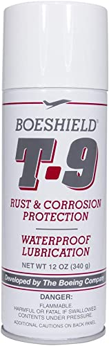 BOESHIELD T-9 Rust & Corrosion Protection/Inhibitor & Waterproof Lubrication