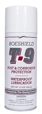 BOESHIELD T-9 Rust & Corrosion Protection/Inhibitor