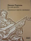 img - for Danza Pagana for solo guitar book / textbook / text book