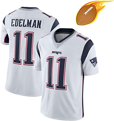 EBDC Julian Edelman Youth Rugby Jersey-New England Patriots 11 ...