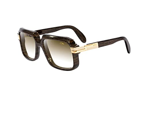 3bd1b1b7e6a Image Unavailable. Image not available for. Color  CAZAL 607 096 DARK WOOD BROWN  SUNGLASSES