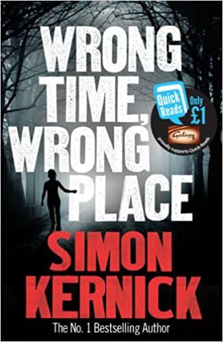 Wrong Time, Wrong Place (Quick Reads 2013): Amazon co uk: Simon