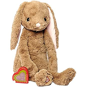 My Baby S Heartbeat Bear Vintage Stuffed Bunny With A 20 Second Voice Sound Recorder
