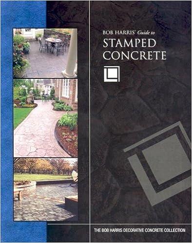 Free ebooks no membership download Bob Harris' Guide to Stamped Concrete (Norwegian Edition) PDB